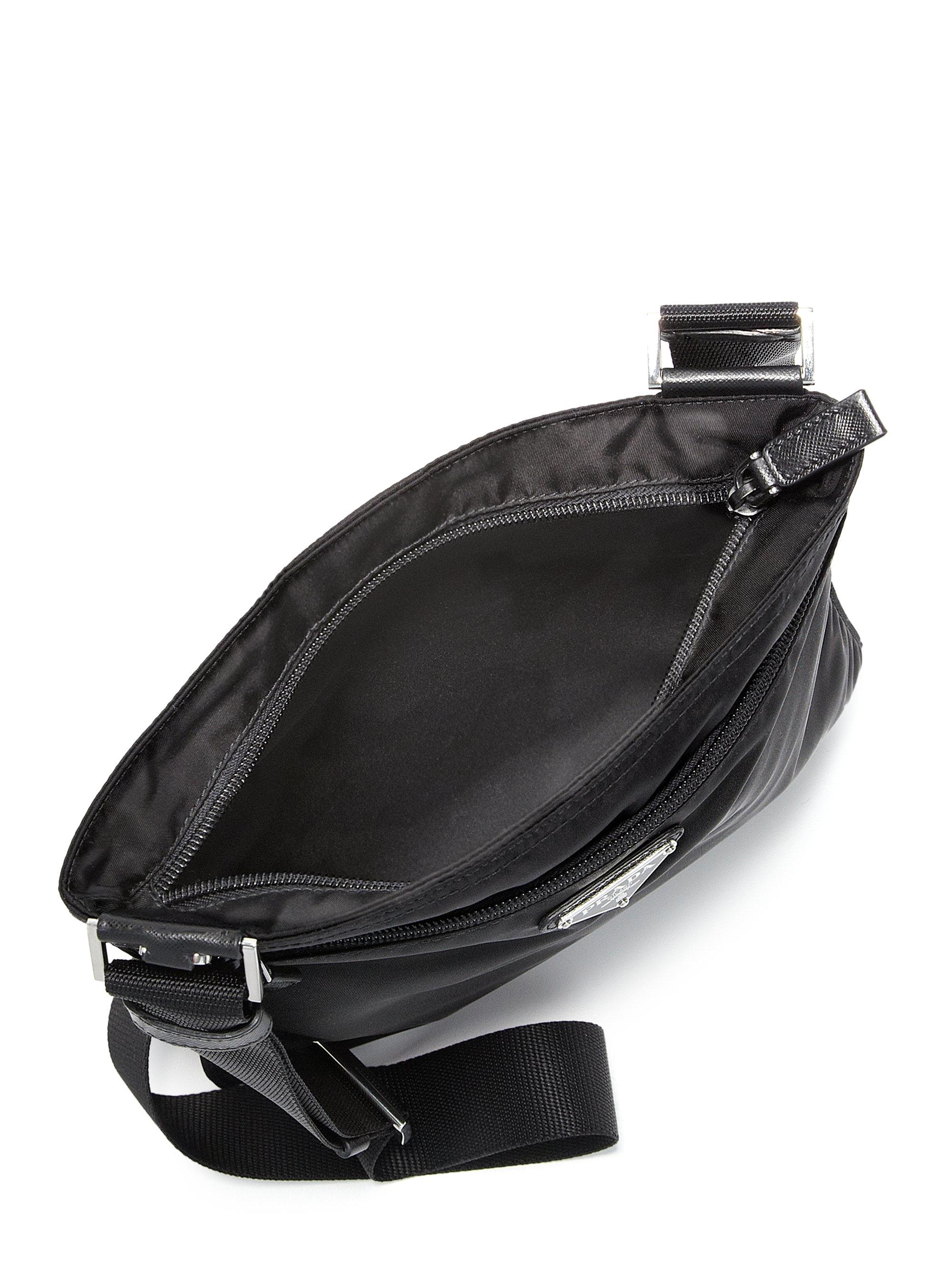 cheap prada bag - Prada Medium Soft Calf Inside Bag in Black | Lyst