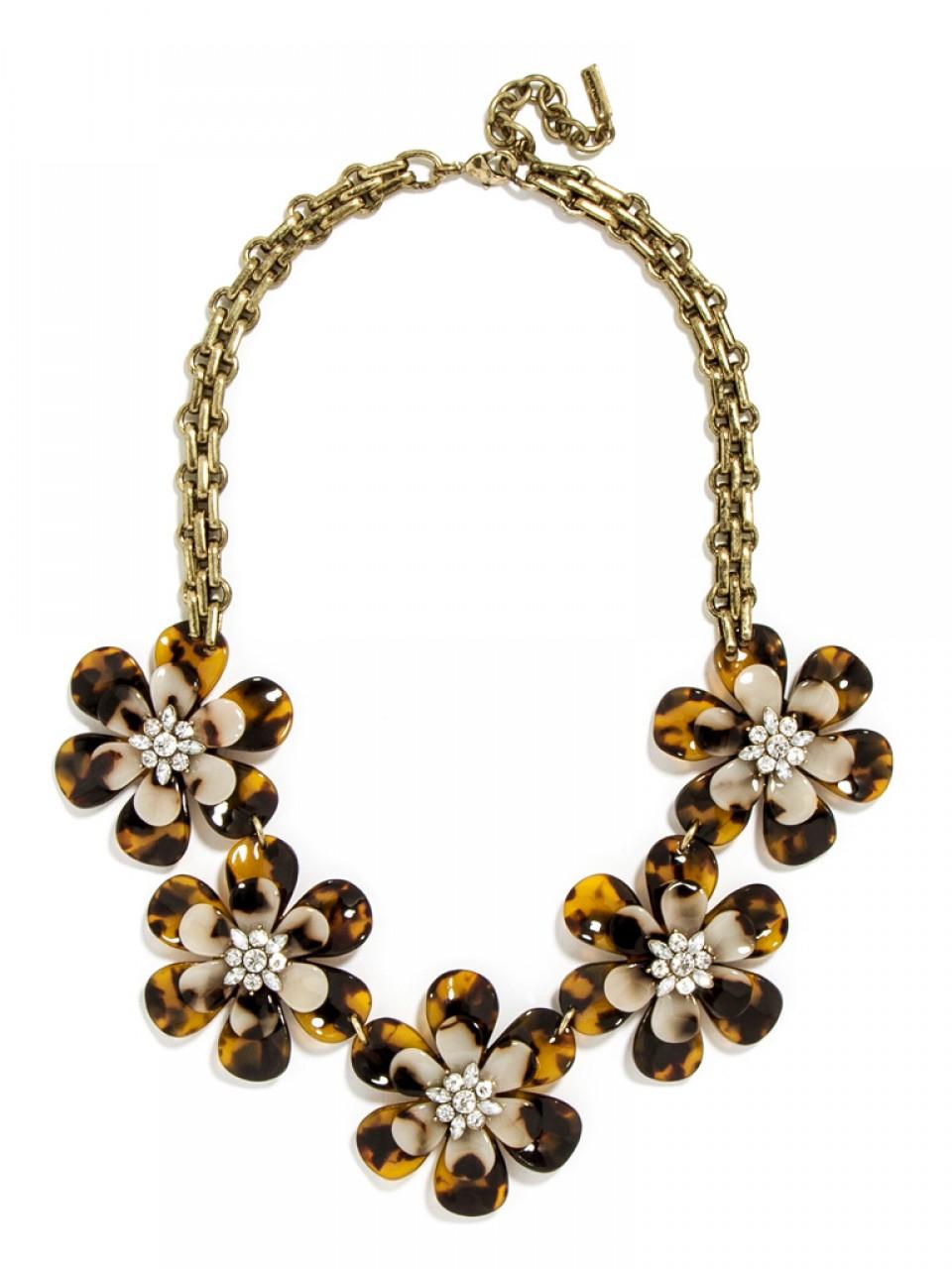 Baublebar Twiggy Collar In Metallic Lyst