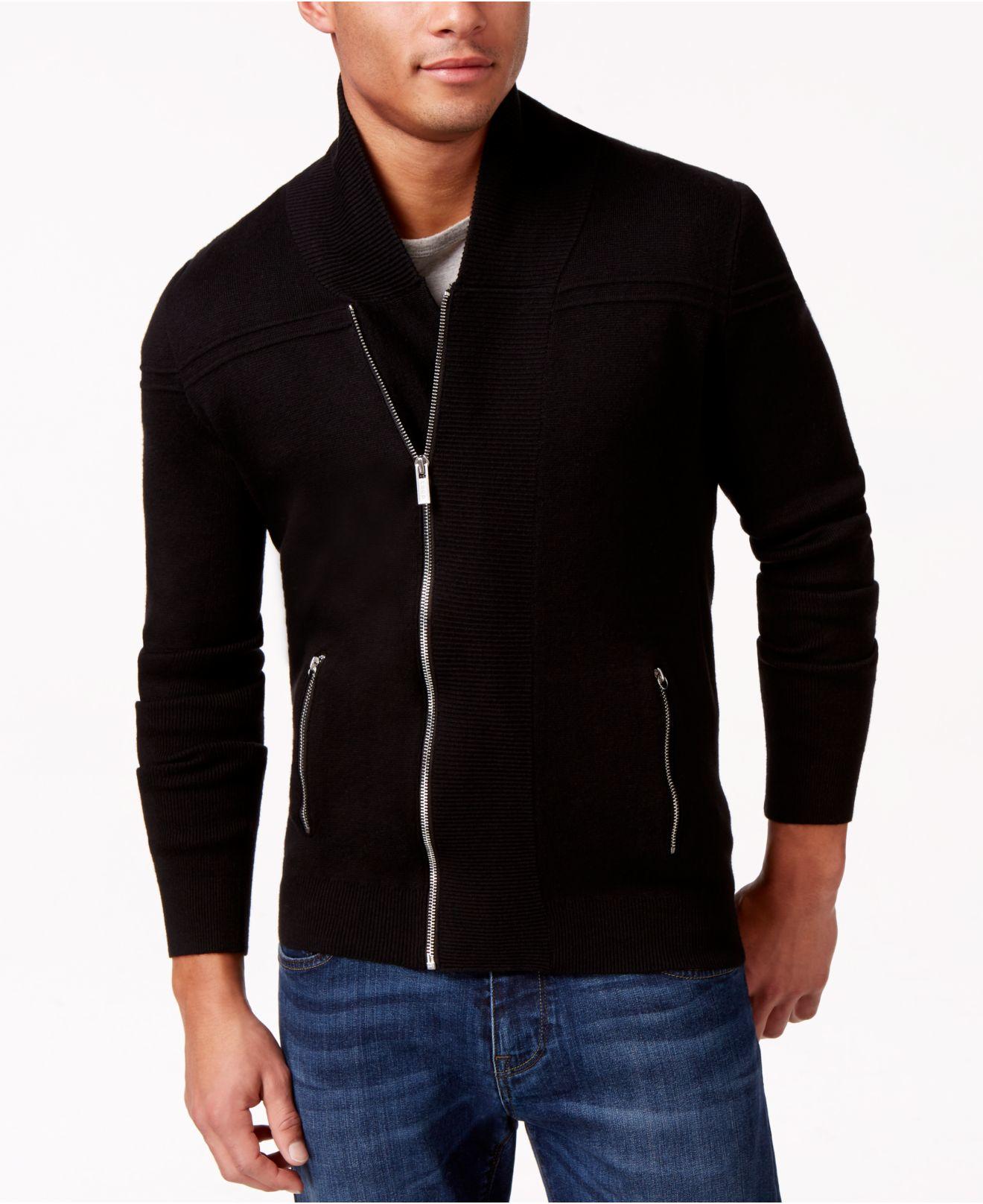 hugo boss black full zip sweater ladies sweater patterns. Black Bedroom Furniture Sets. Home Design Ideas