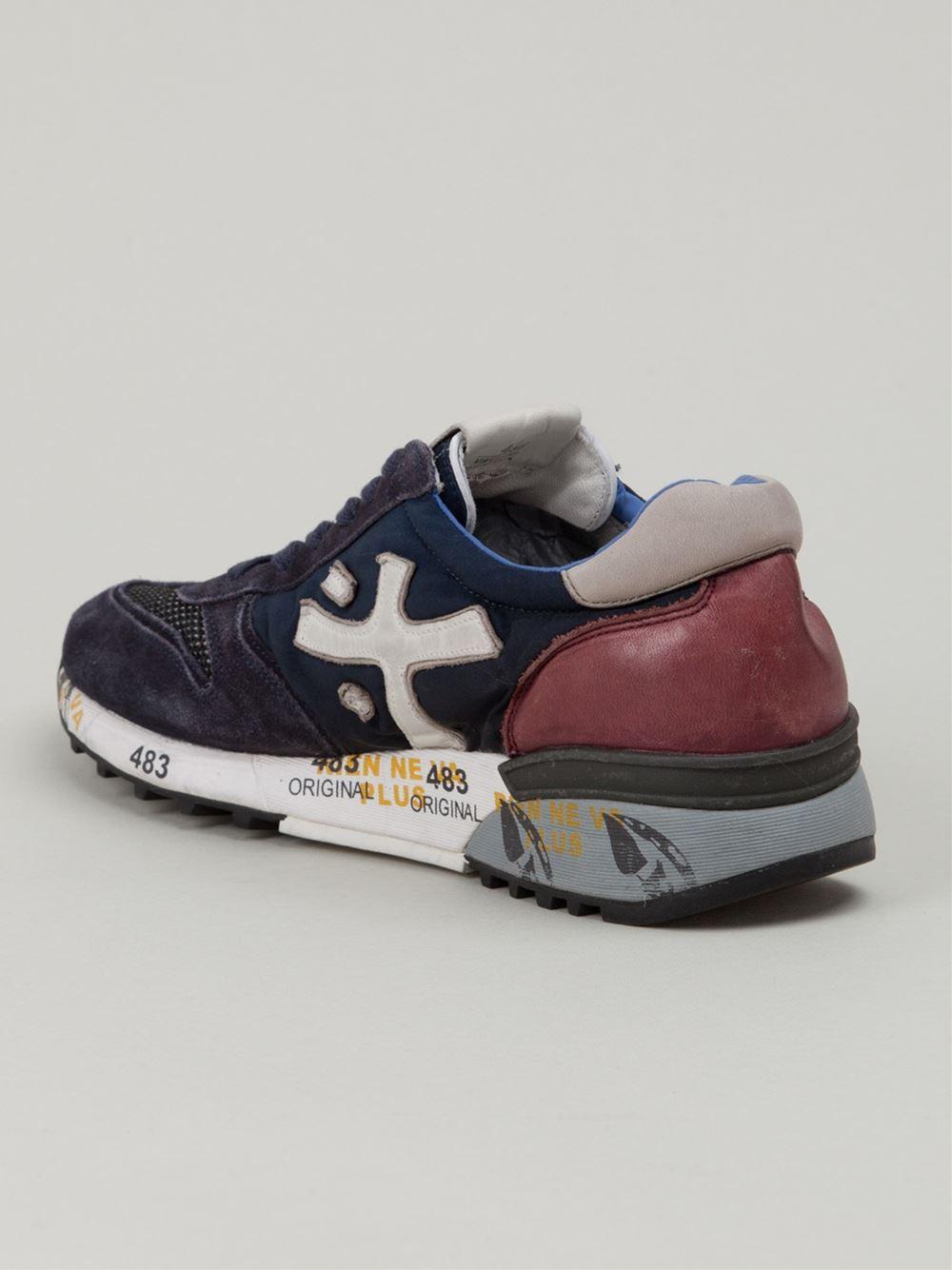 Chaussures De Sport Premiata Mick mCsC2nnT