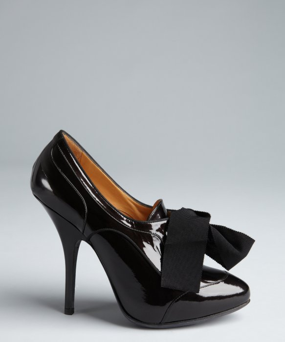 Lanvin Patent Leather Platform Pumps affordable cheap price for sale wholesale price classic cheap online outlet looking for PBKPO