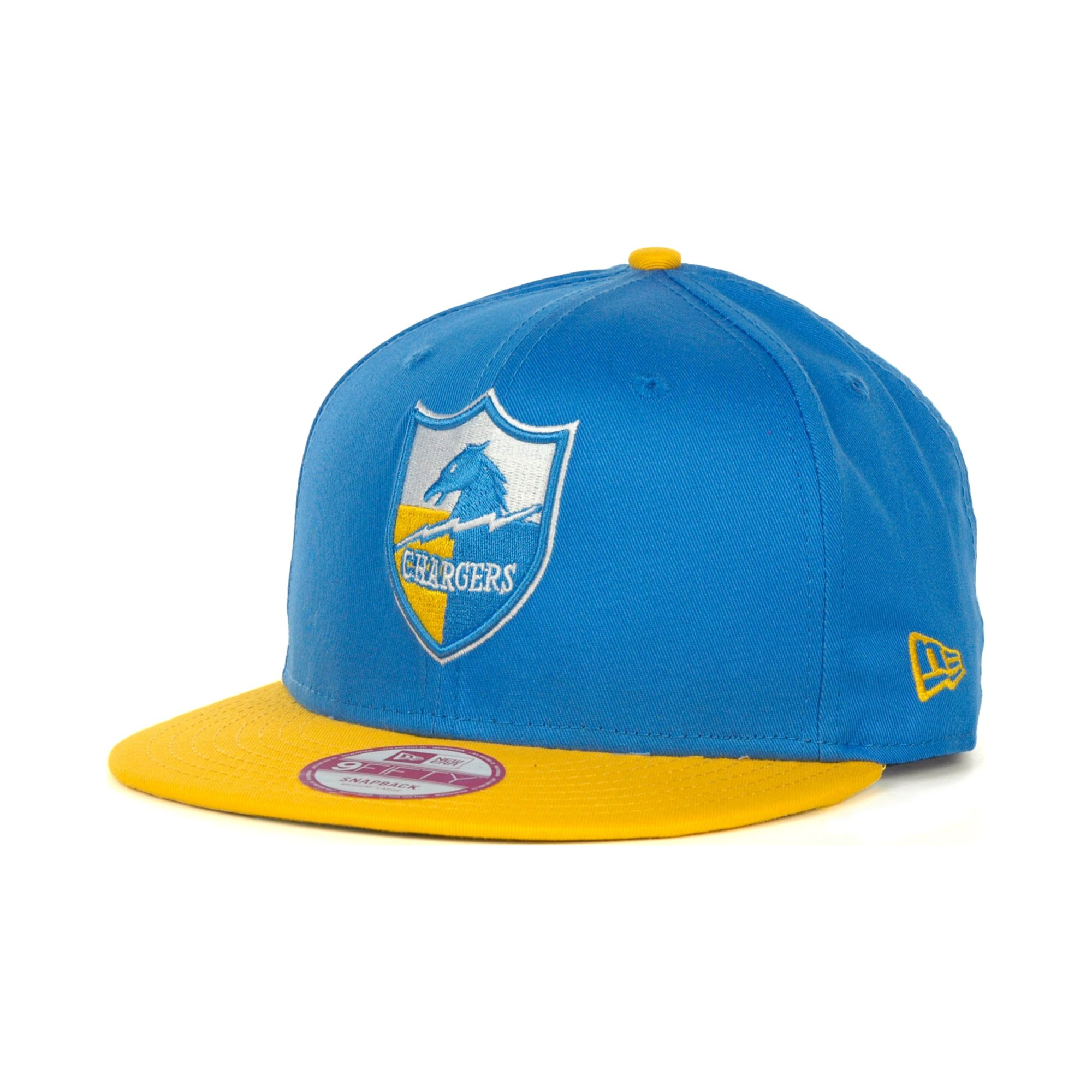 4140cad77 KTZ Blue San Diego Chargers 9fifty Snapback Hat for men