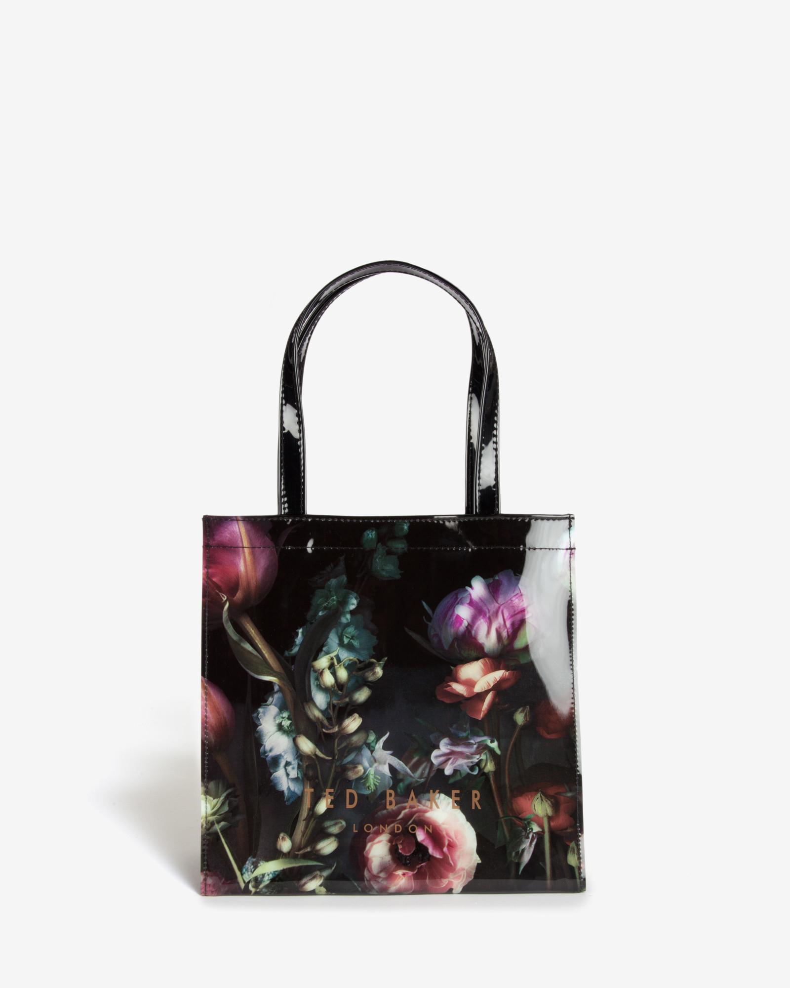 Lyst Ted Baker Shadow Floral Print Shopper Bag