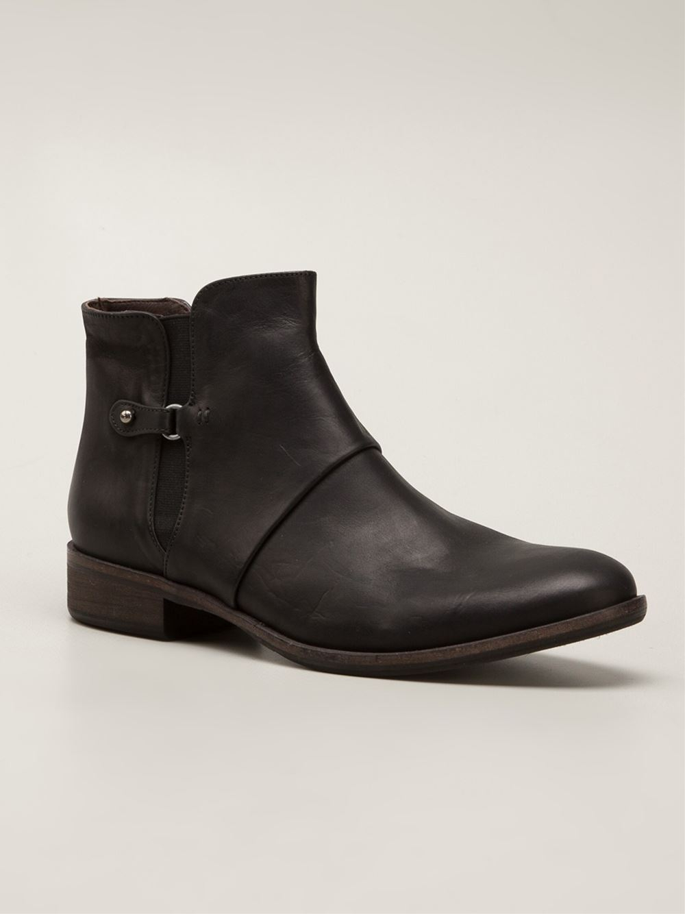 Coclico Mansfield Boots in Black