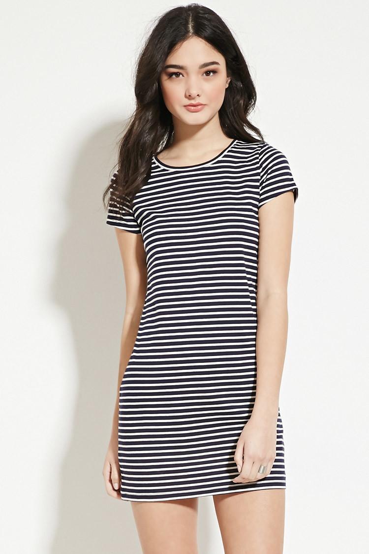 Gallery. Women s T Shirt Dresses Women s Striped ... 8fbe2123c