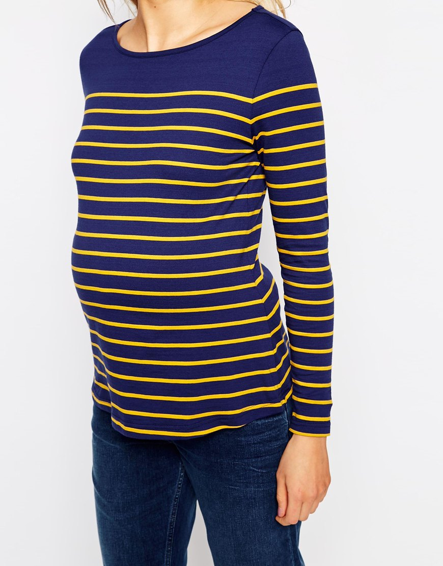 A classic Breton top can be styled countless ways, and will soon become one of the hardest working pieces in your little one's wardrobe. Wear it with jeans, cords, skirts or under overalls and jumper dresses for a timeless look that's comfortable to wear all day long.