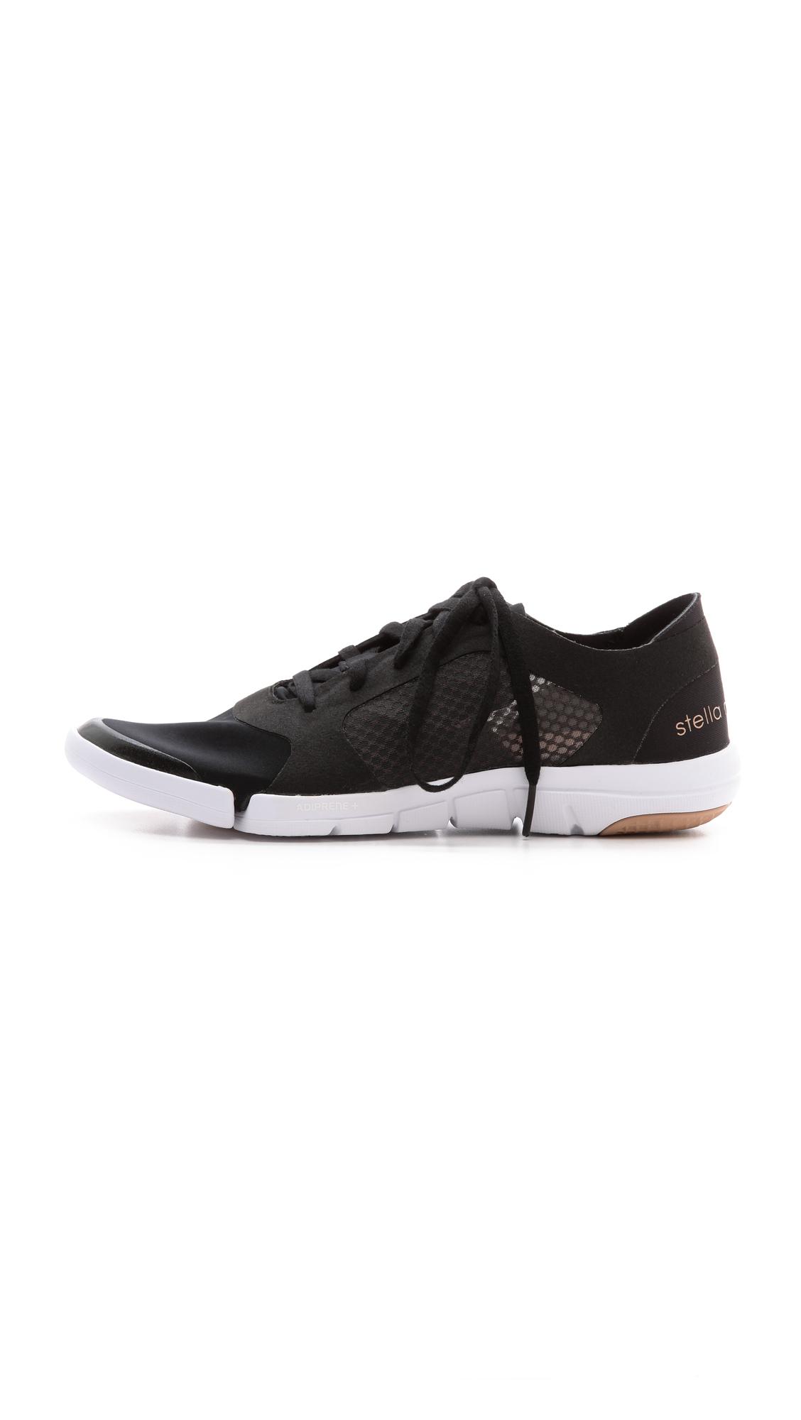 adidas By Stella McCartney Ararauna Dance Sneakers - Black/Raven/Rose Tan