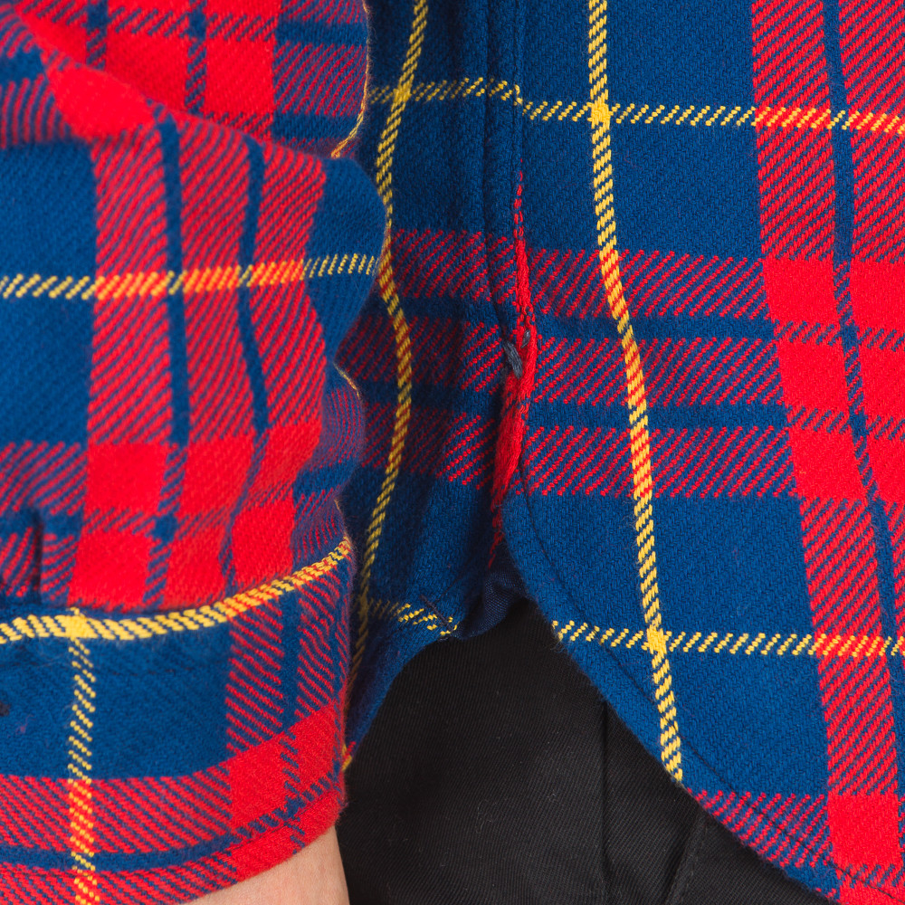 Yellow and red plaid shirt for Red white and blue plaid shirt