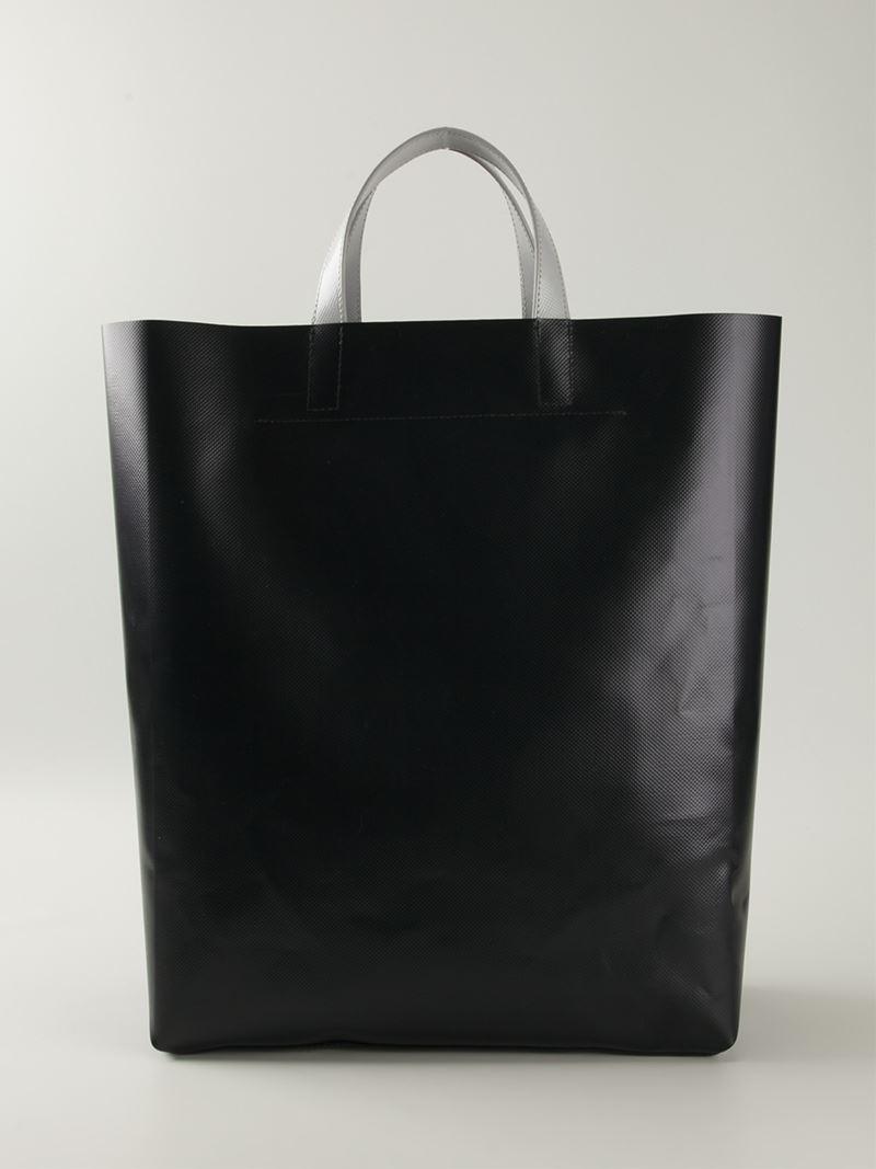 bfa5d595 KENZO Logo Patch Tote in Black for Men - Lyst