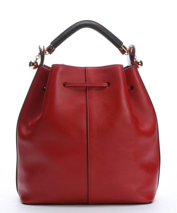 chloe purse replica - Chlo�� Red Calfskin \u0026#39;gala\u0026#39; Bucket Bag in Red | Lyst