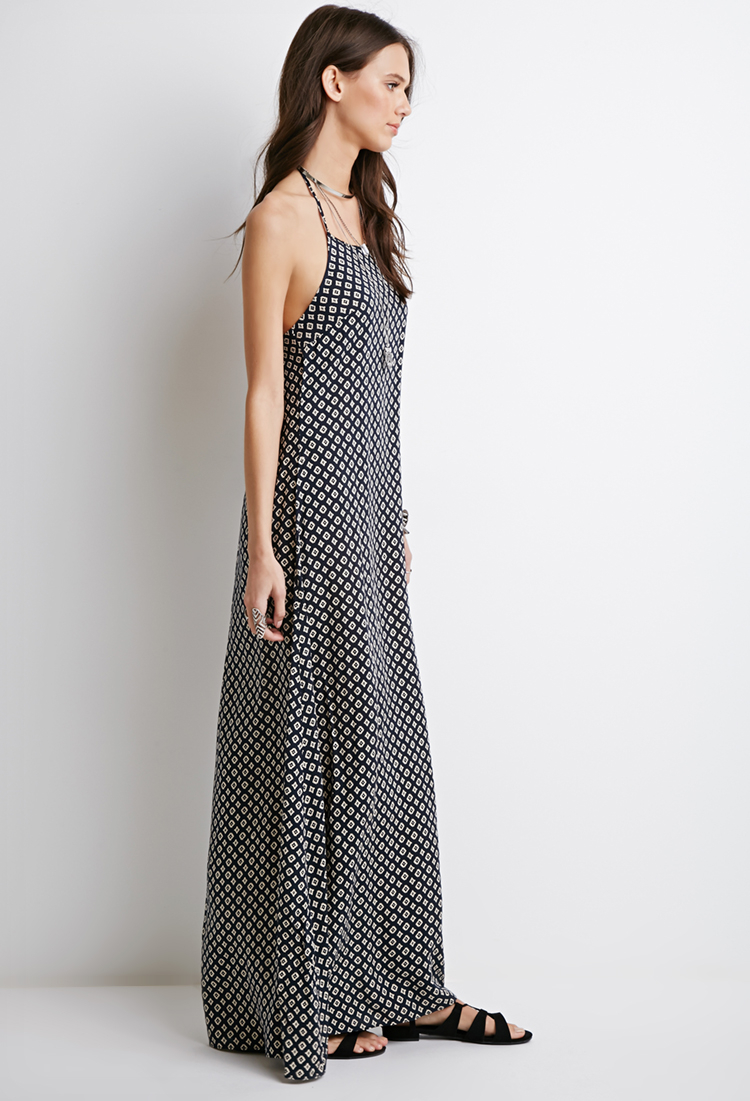Navy Maxi Dress Forever 21 Dress Images