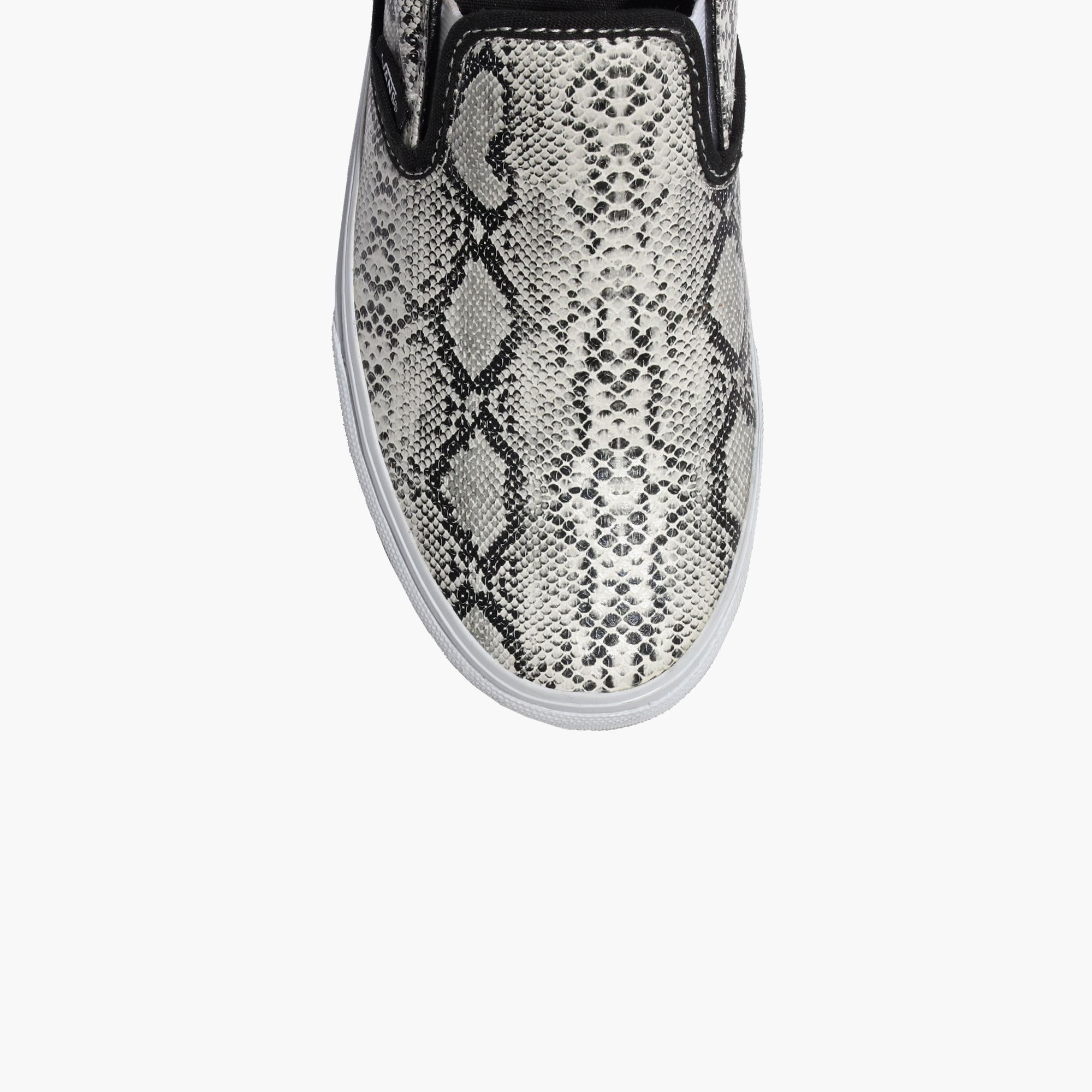 Lyst - Madewell Vans® Classic Slip-ons In Snake Print faa728ae3