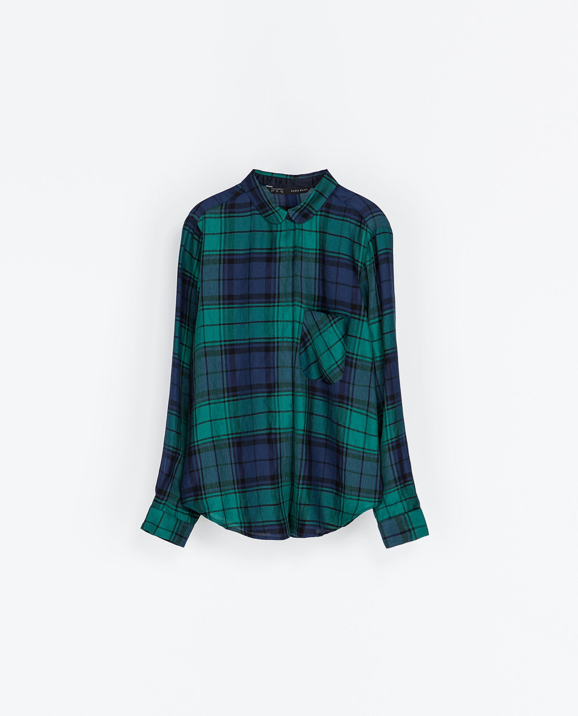 Green Check Shirt Womens | Is Shirt