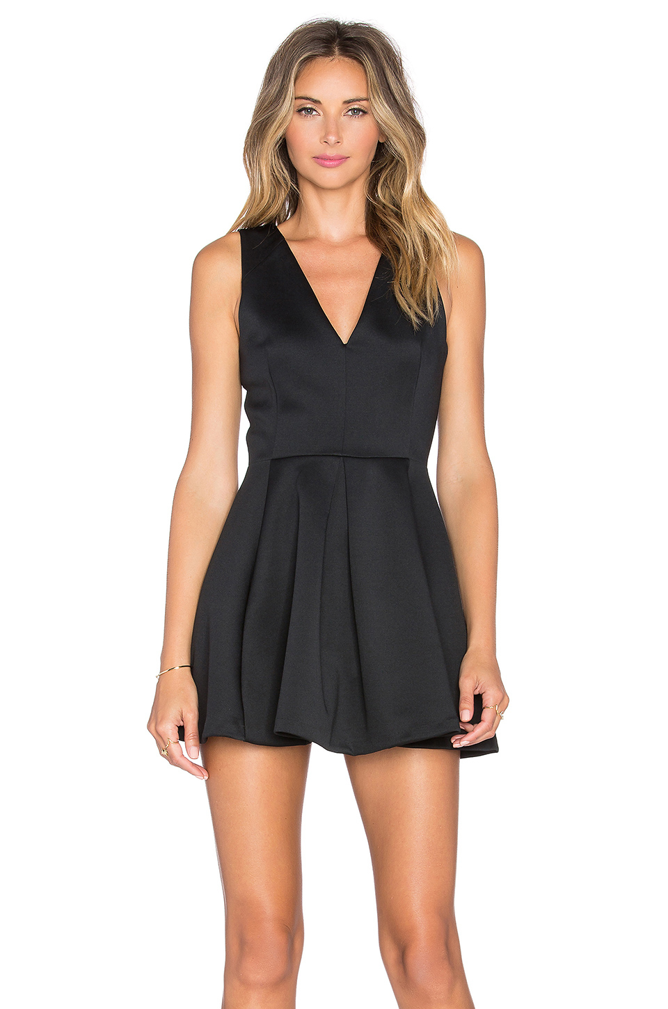 Lovers Friends Synthetic X Revolve Geneva Dress In Black