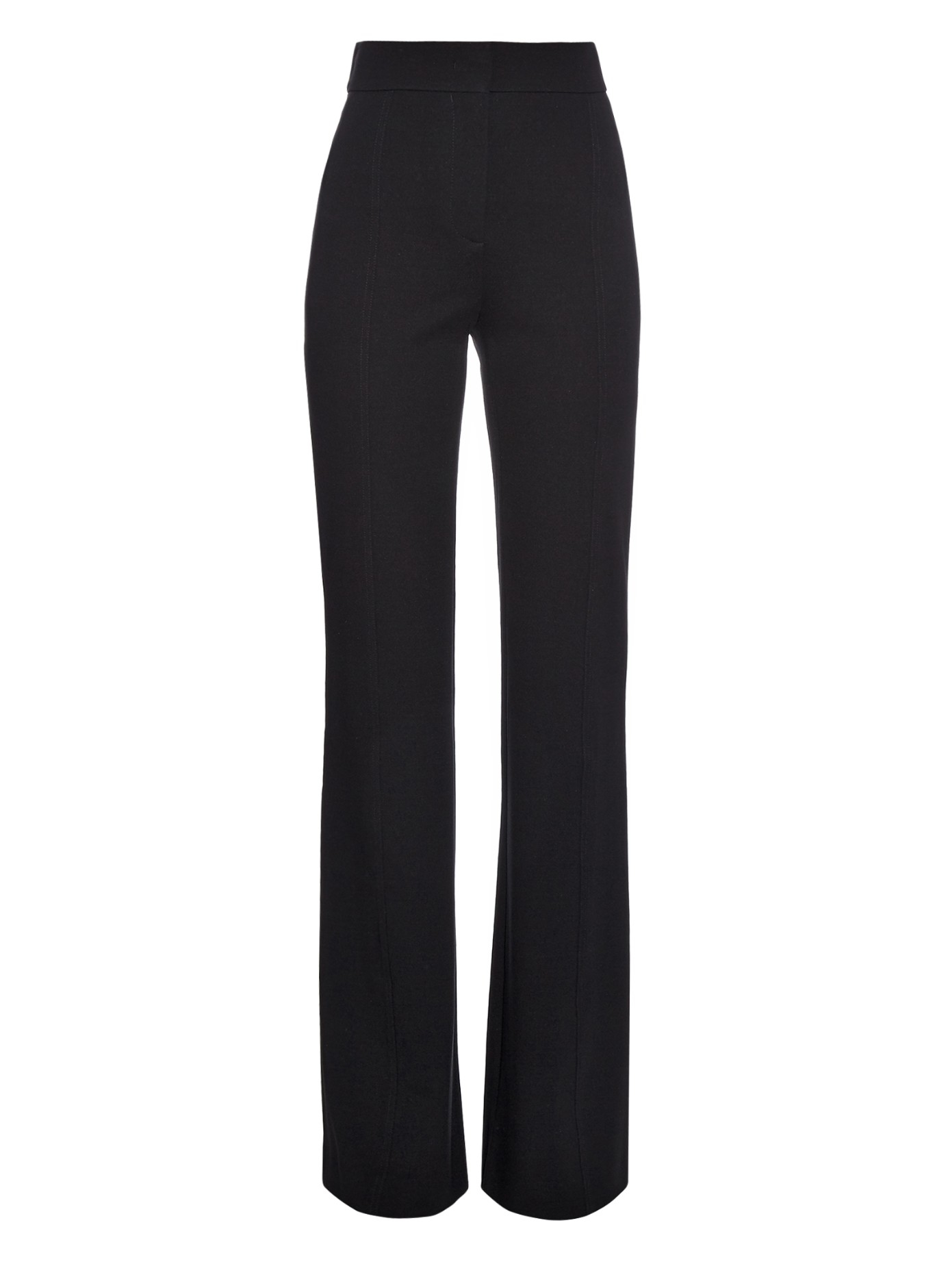 Derek lam High Waist Wide-leg Trousers in Black | Lyst
