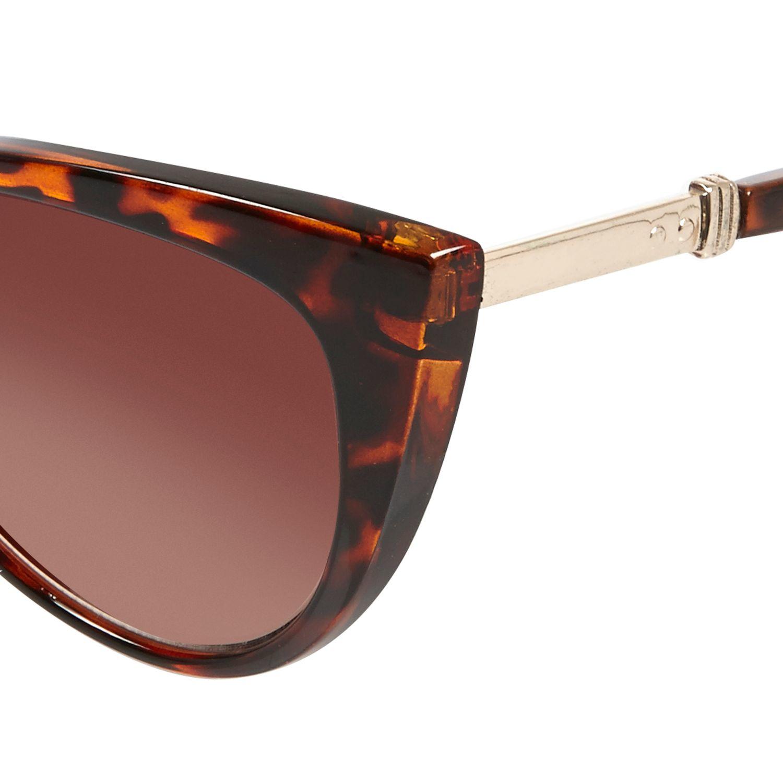 Ray Ban Tortoise Shell Cat Eye Sunglasses