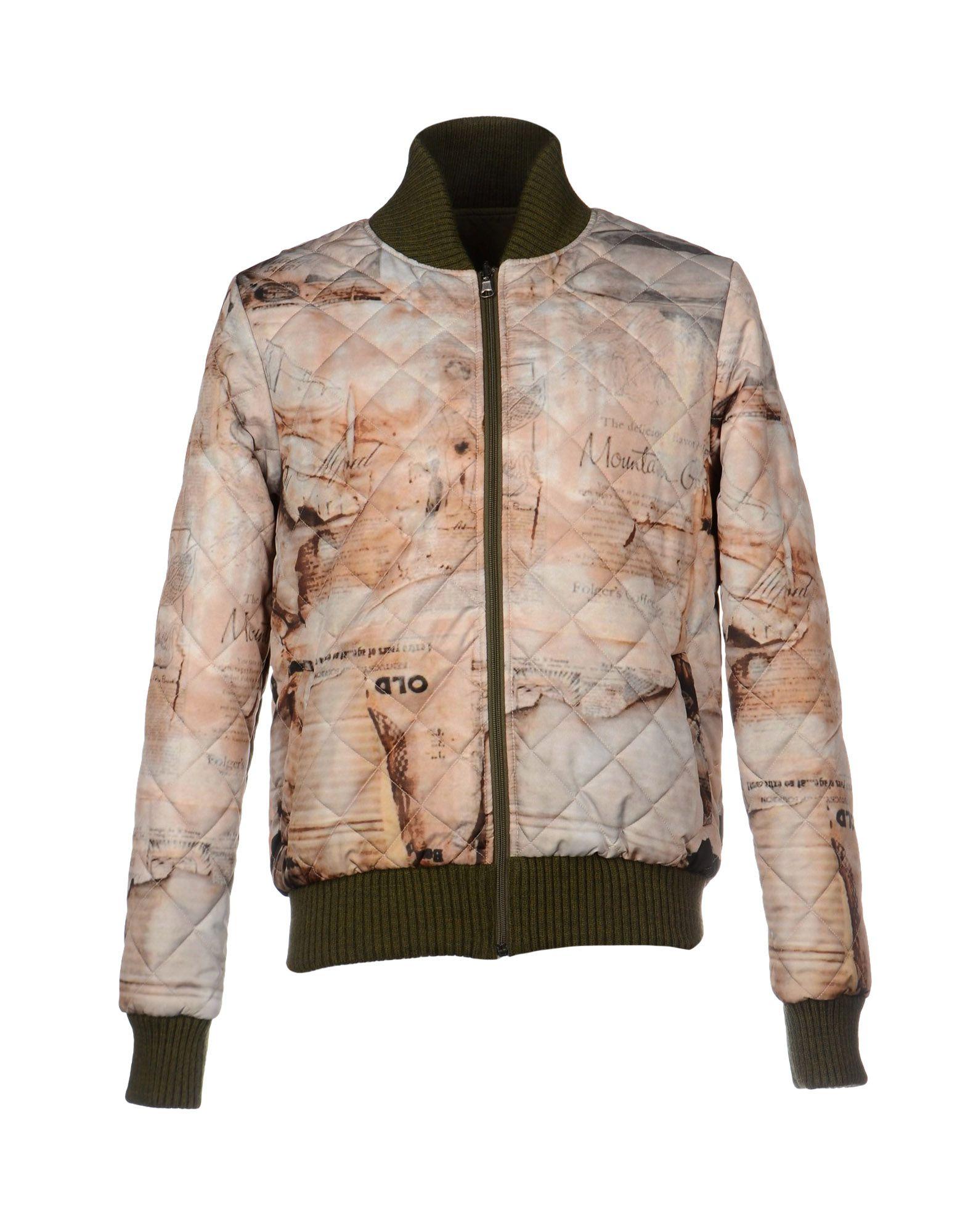 Fifteen U0026 Half Jacket In Green For Men | Lyst