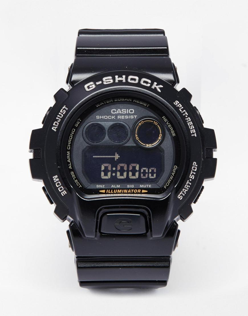 g shock g shock digital gd x6900 1er in black for