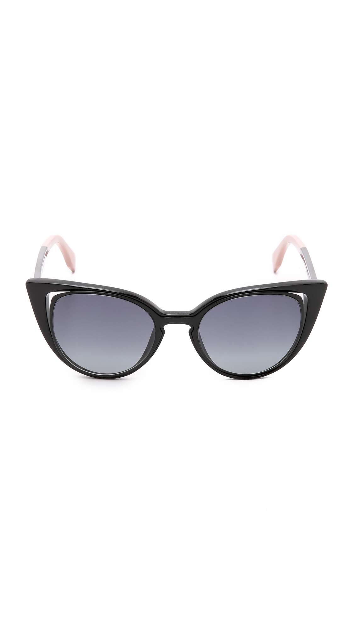 ec5c3f4d06 Fendi Cat Eye Sunglasses Black - Bitterroot Public Library