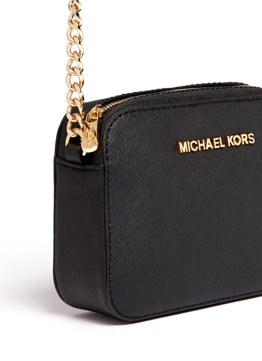 Gallery. Previously sold at  Lane Crawford · Women s Michael By Michael  Kors Jet Set ... c45522428676