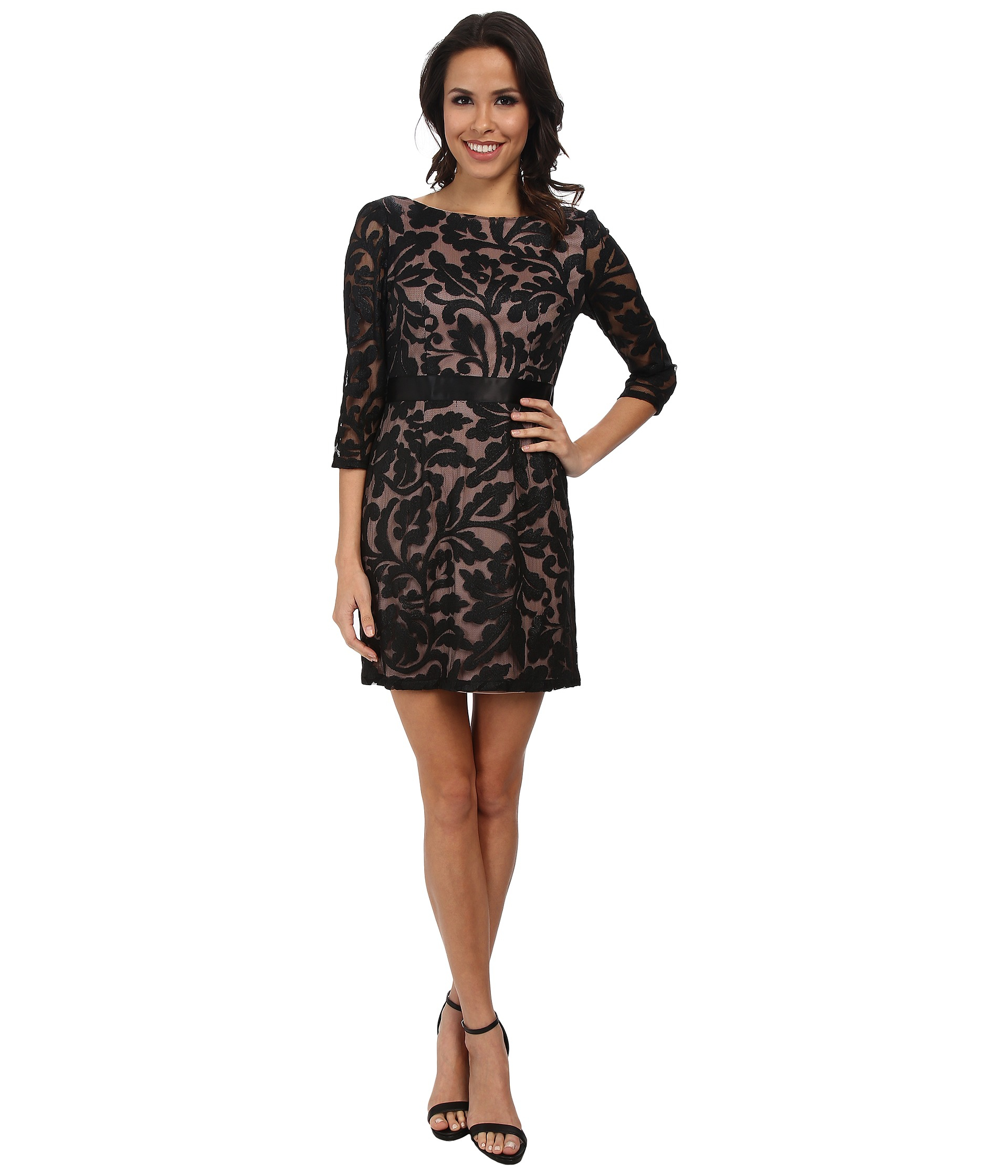 6f81ae2dc52 Gallery. Previously sold at  Zappos · Women s Adrianna Papell Lace Dress