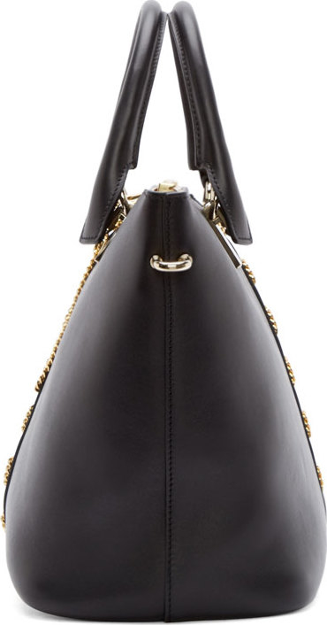 chloe red purse - chloe marshmallow grey black leather medium baylee tote bag, clohe ...
