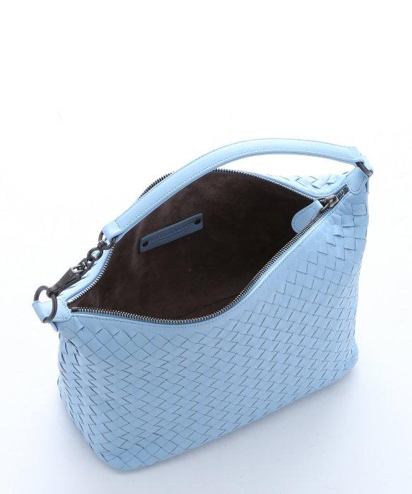 Intrecciato small leather shoulder bag Bottega Veneta jVdnMdTbn