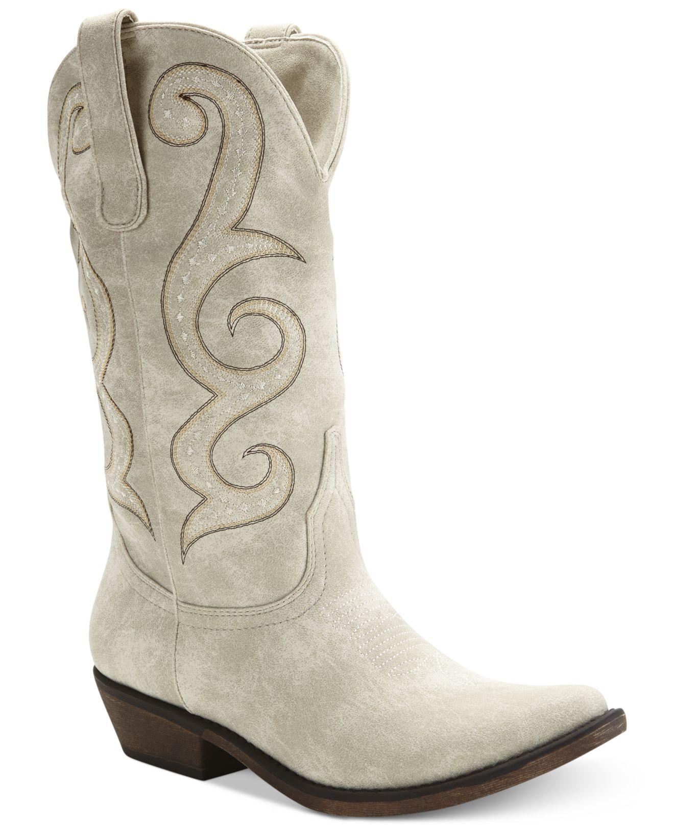 American Rag Dawnn Cowboy Boots in