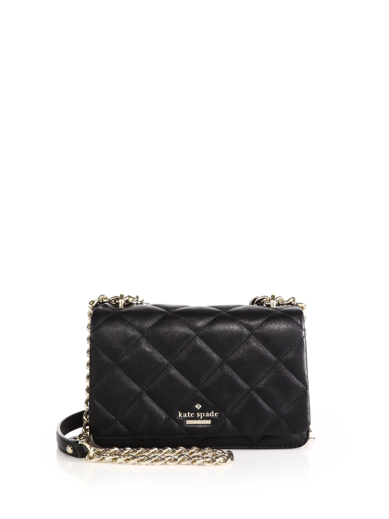 Lyst Kate Spade New York Emerson Place Vivenna Quilted