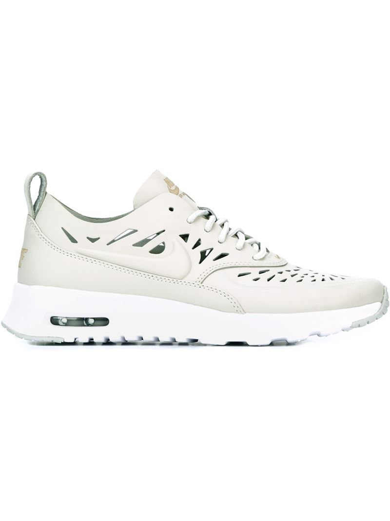 nike air max thea joli lace up sneakers. Black Bedroom Furniture Sets. Home Design Ideas