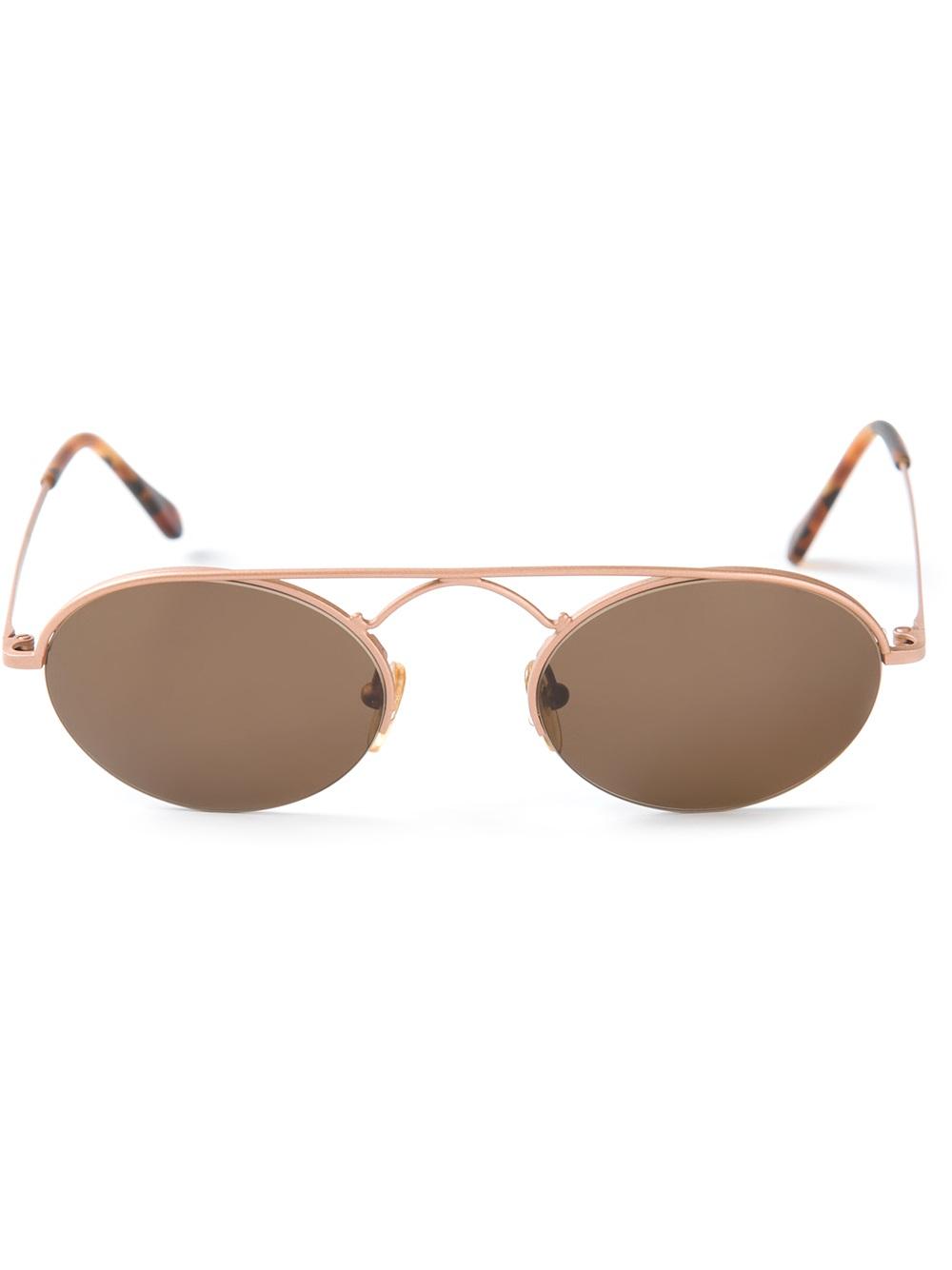 90s Sunglasses  romeo gigli 90s sunglasses in pink lyst