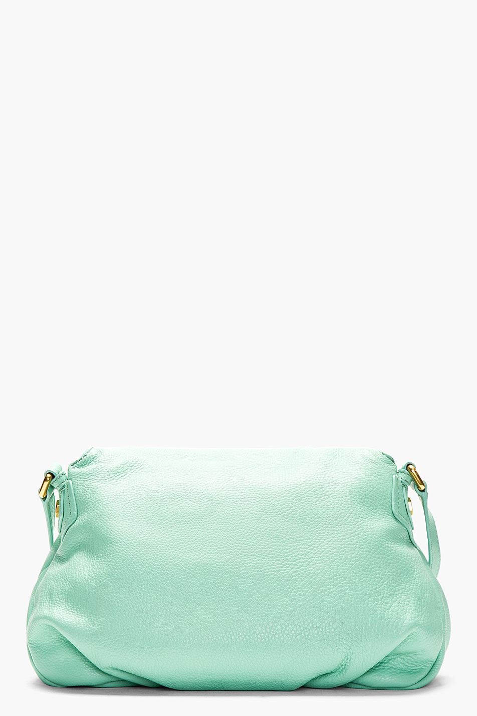 4b7167d9e3f7 M0012153-001; 275b6c5e9f7a Lyst - Marc By Marc Jacobs Mint Green Classic Q  Natasha Shoulder Bag .