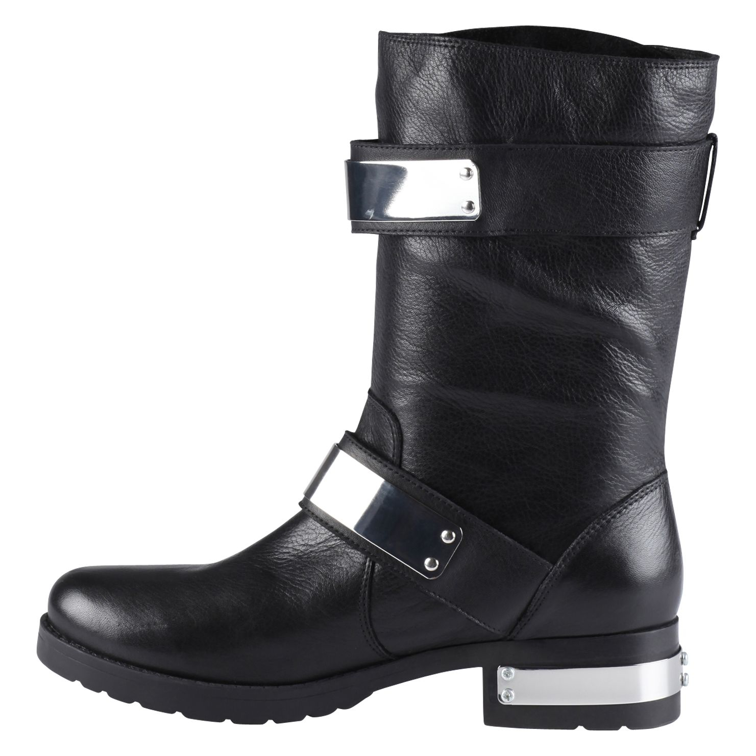 ALDO Annelisse Boots in Black