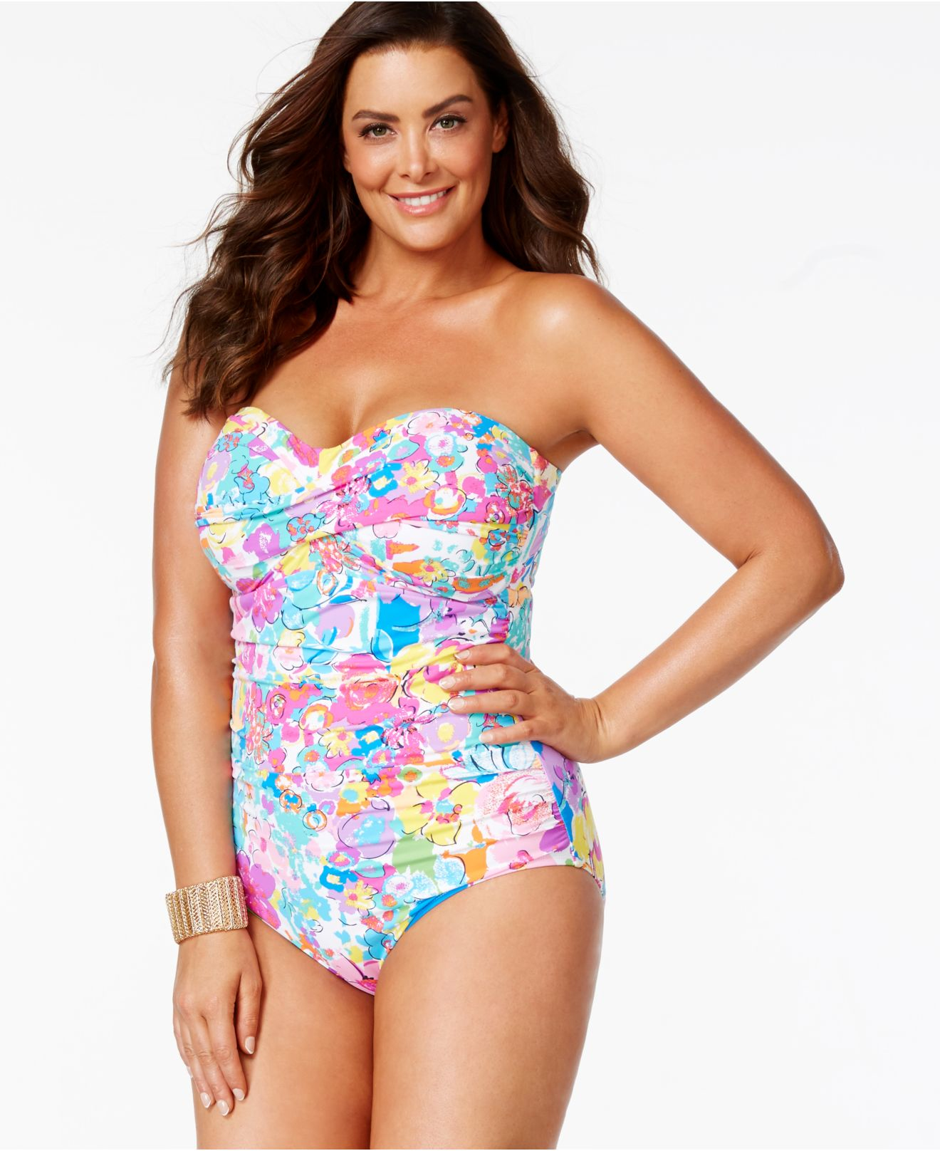 anne cole swimwear bikini