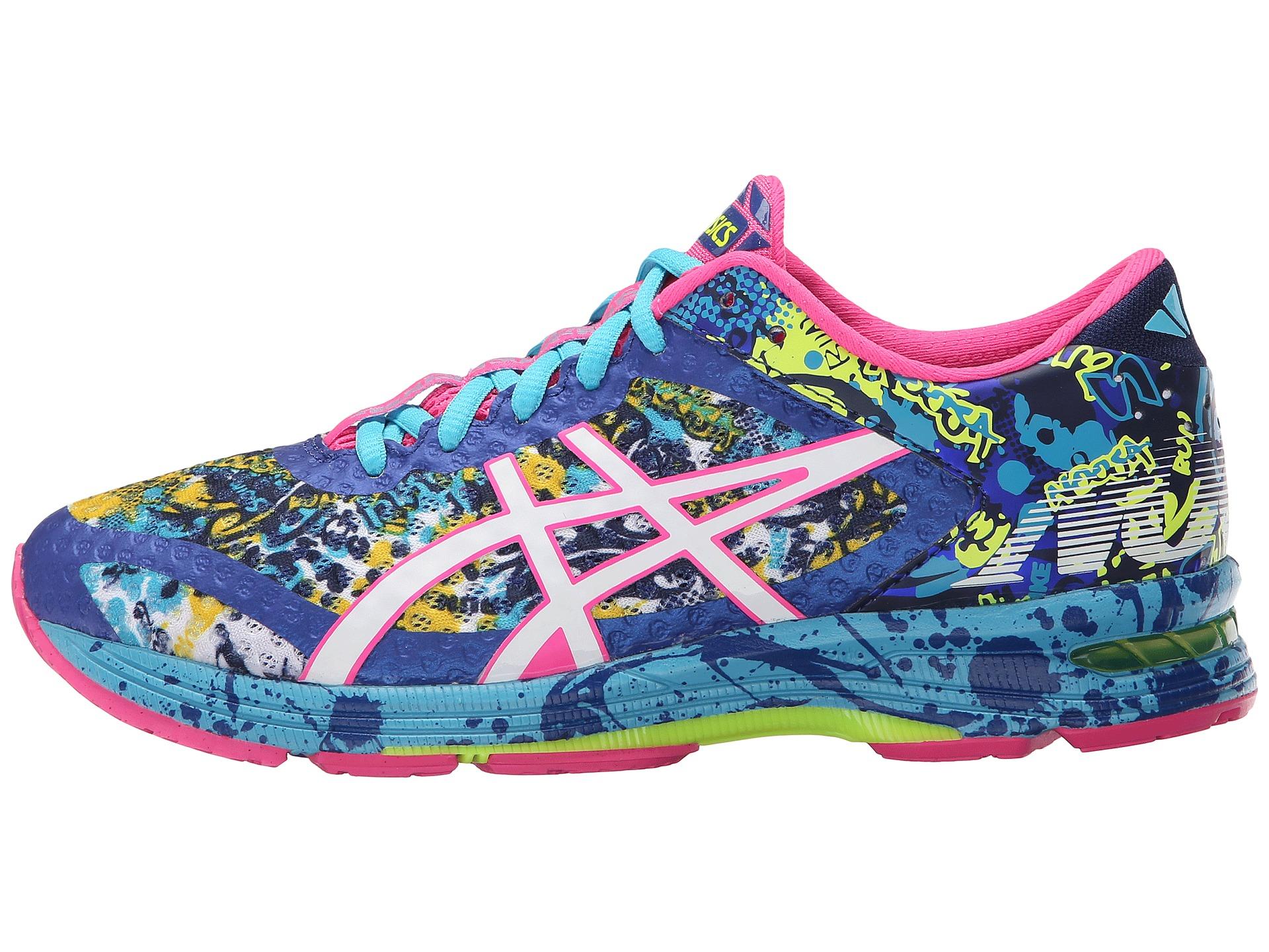 Asics Women 180 S Gel Noosa Tri 11 Running Shoes In Blue Lyst