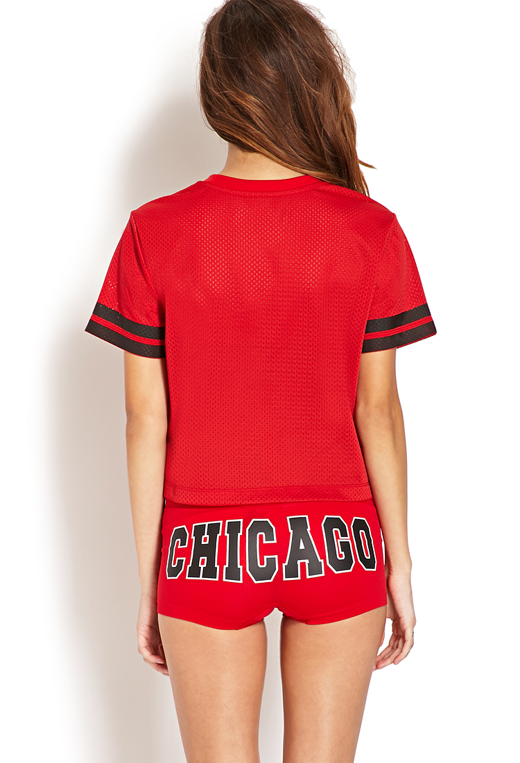 Chicago Bulls Shirts For Women
