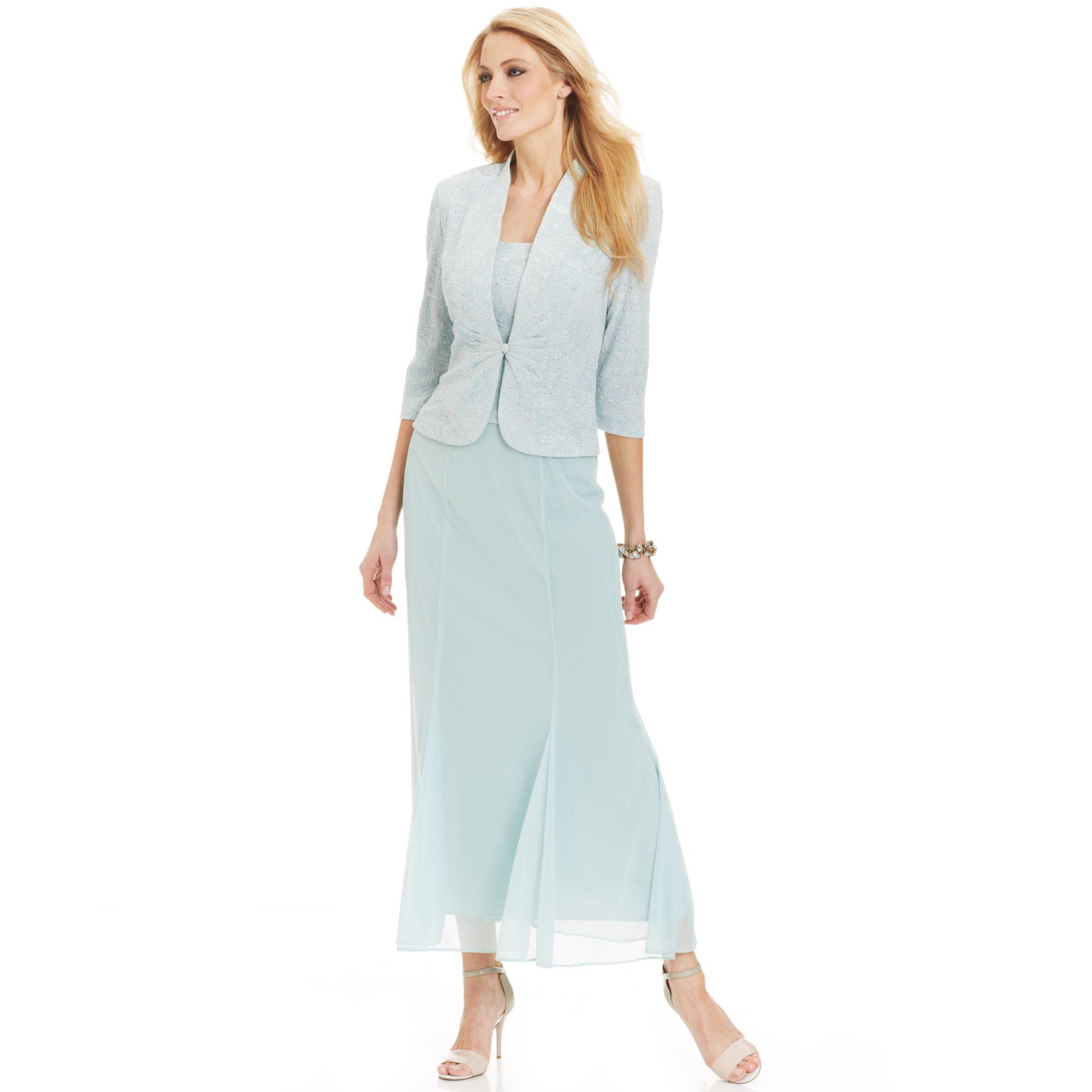 Jacquard-patterned dress - Natural white - Ladies | H&M IE