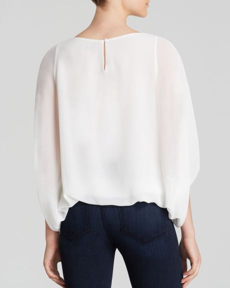 Vince Camuto Batwing Sleeve Blouse 6