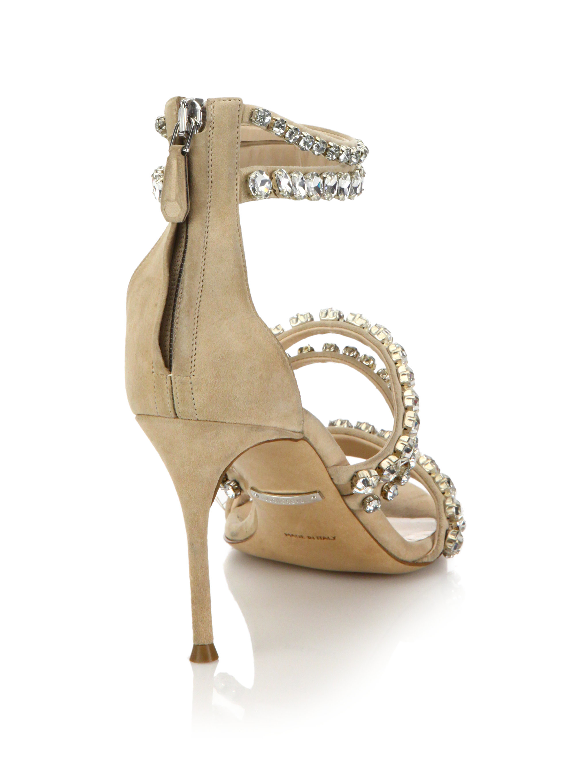 Roberto Cavalli Embellished Velvet Pumps clearance collections clearance online On5Zz1F7d