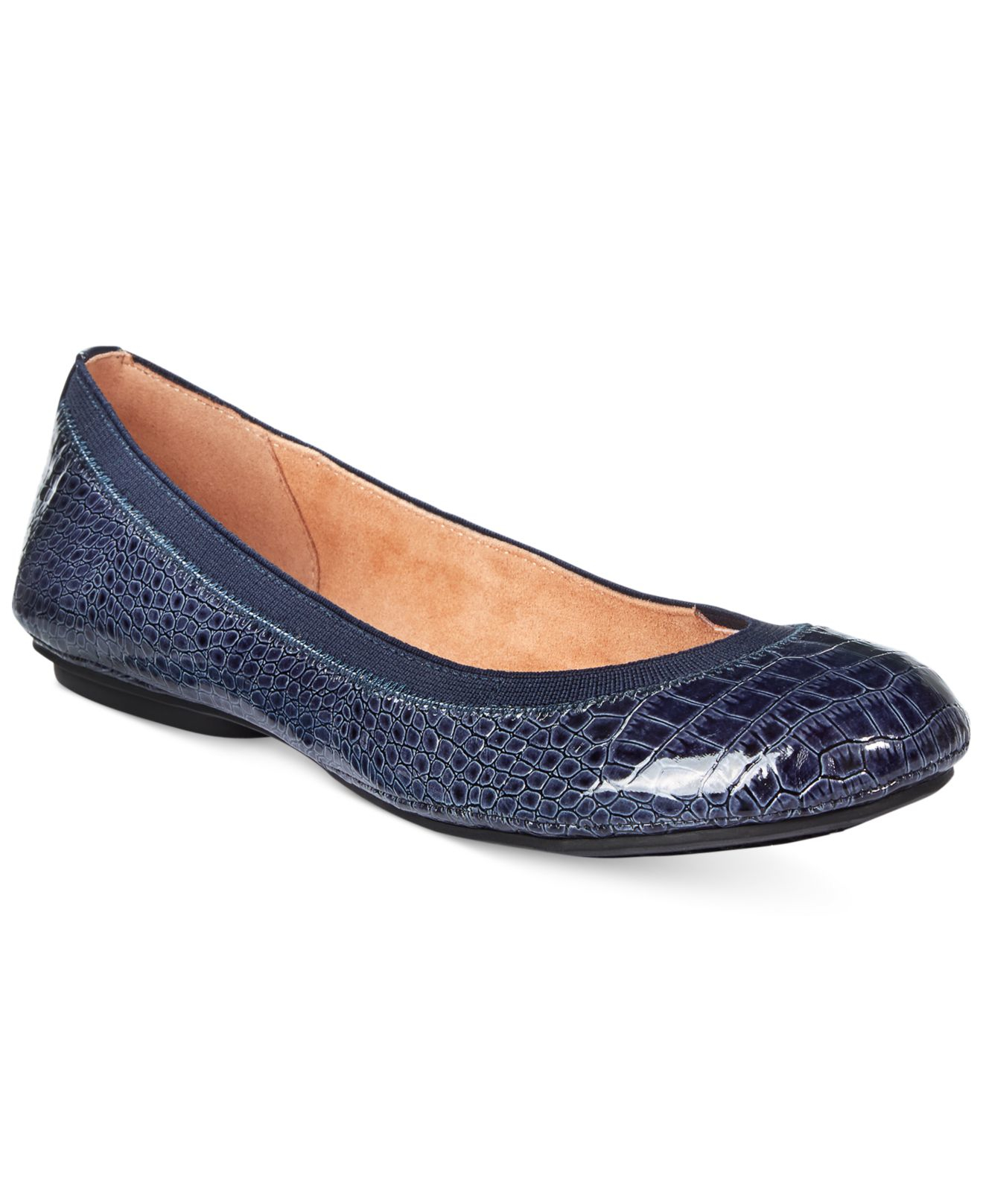 Shop for and buy navy flats online at Macy's. Find navy flats at Macy's.