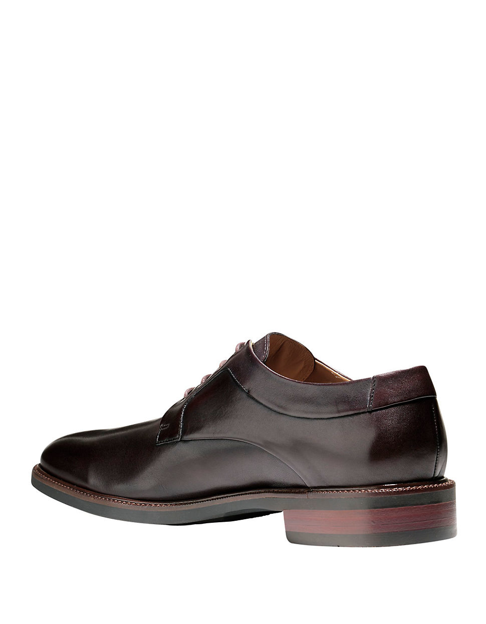 Cole Haan Leather Washington Grand Laser Wing Tip Oxford