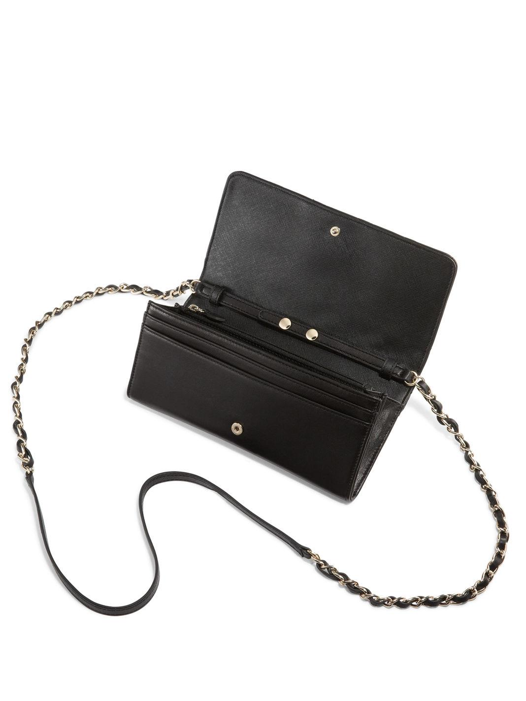 Dkny Black Wallet And Belt Gift Set in Black for Men | Lyst |Dkny Wallet