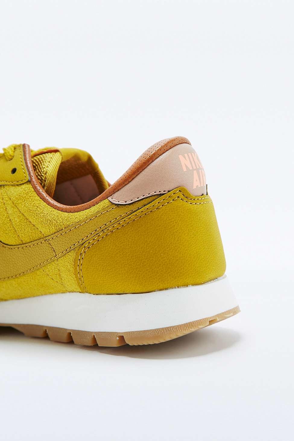 Nike Air Pegasus 83 Mustard Trainers in Yellow for Men Lyst