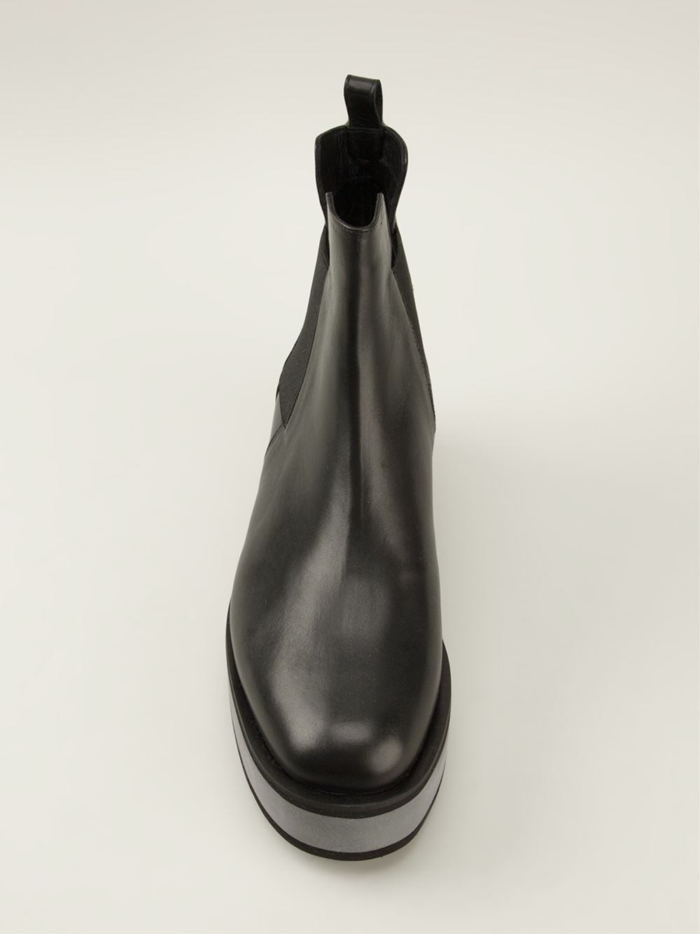 Robert Clergerie 'Idyl' Boots in Black