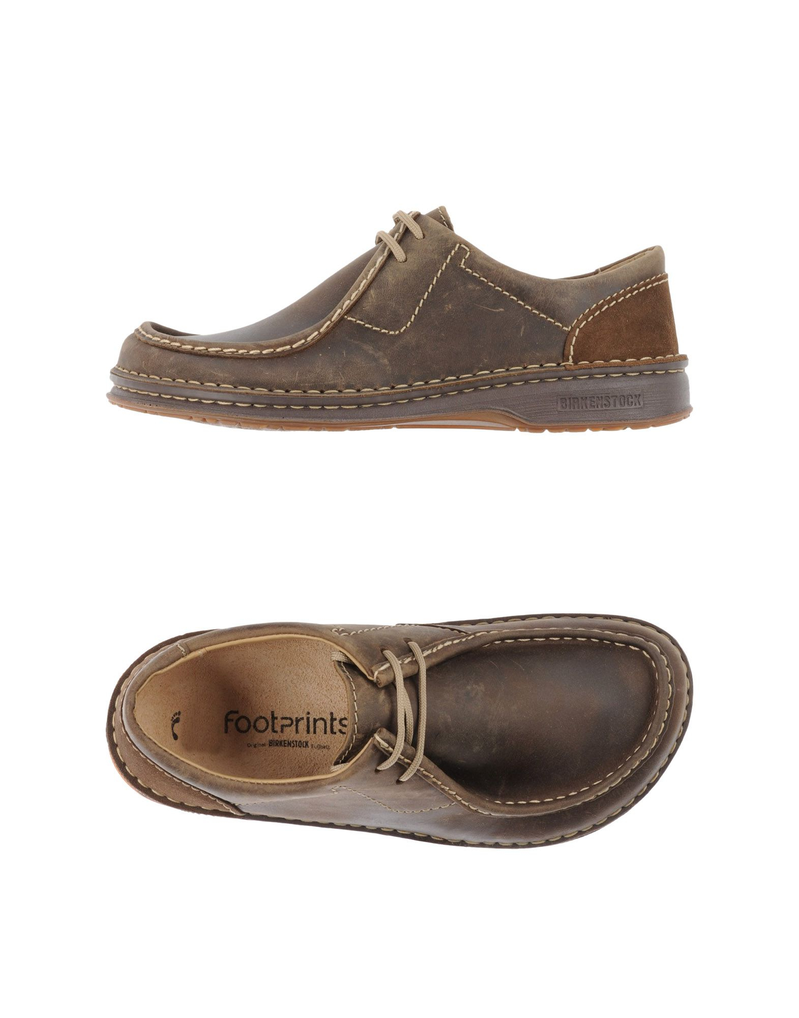 71bea0628137 Lyst - Birkenstock Lace-Up Shoes in Brown for Men