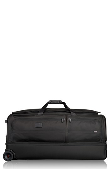 Lyst Tumi Alpha 2 Rolling Duffel Bag In Black For Men