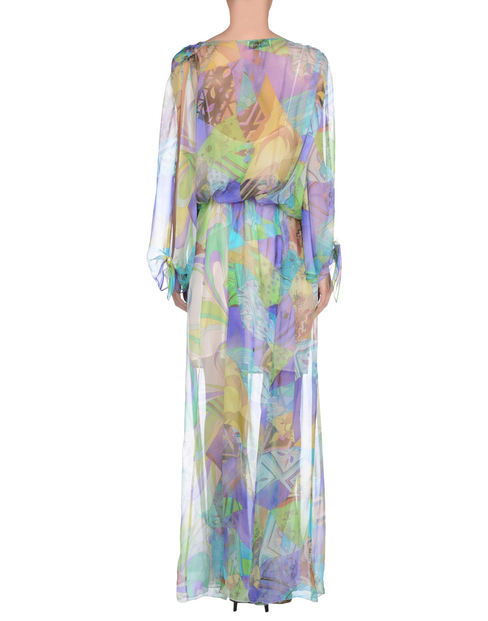 Emilio Pucci Long Dress in Lilac (Purple)
