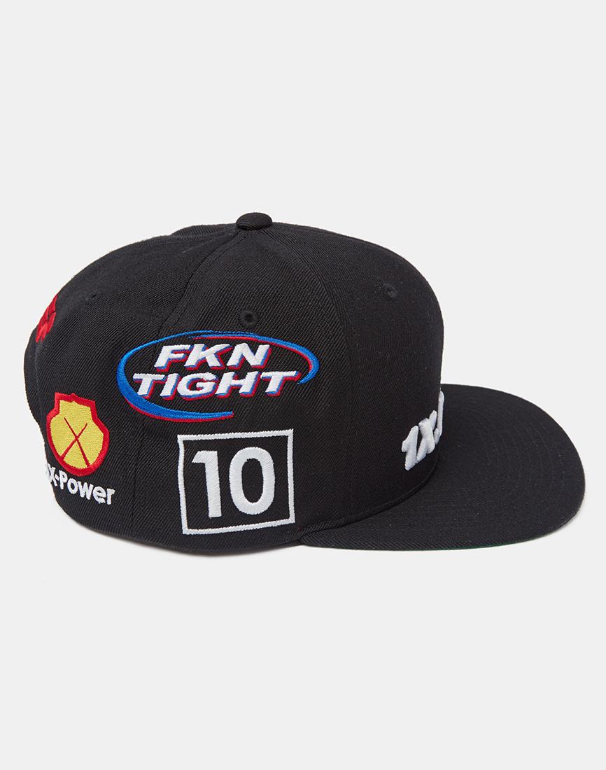 566dddfea4cbc Lyst - 10.deep Final Lap Snapback Hat - Black in Black for Men