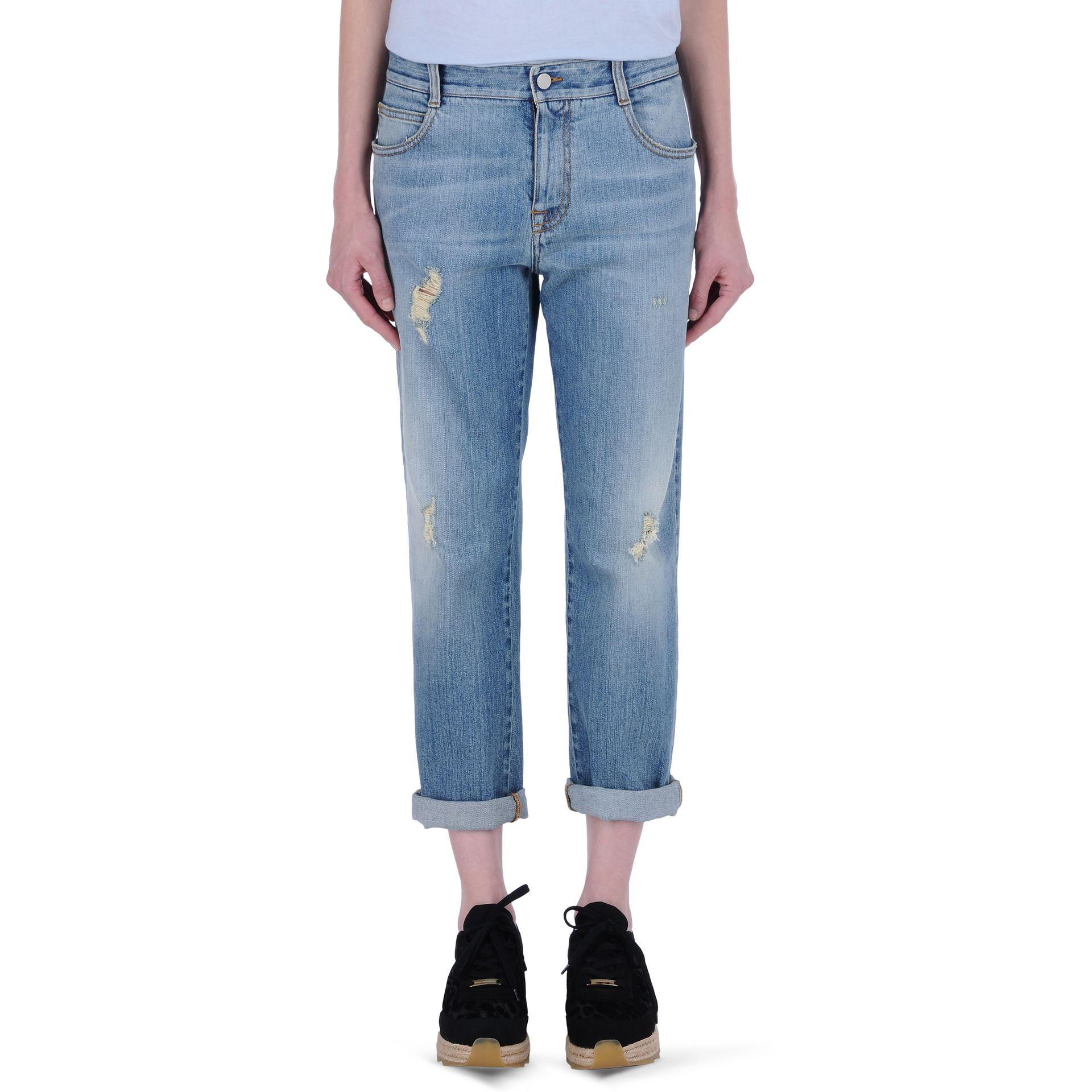 Resultado de imagem para stella mccartney tomboy jeans