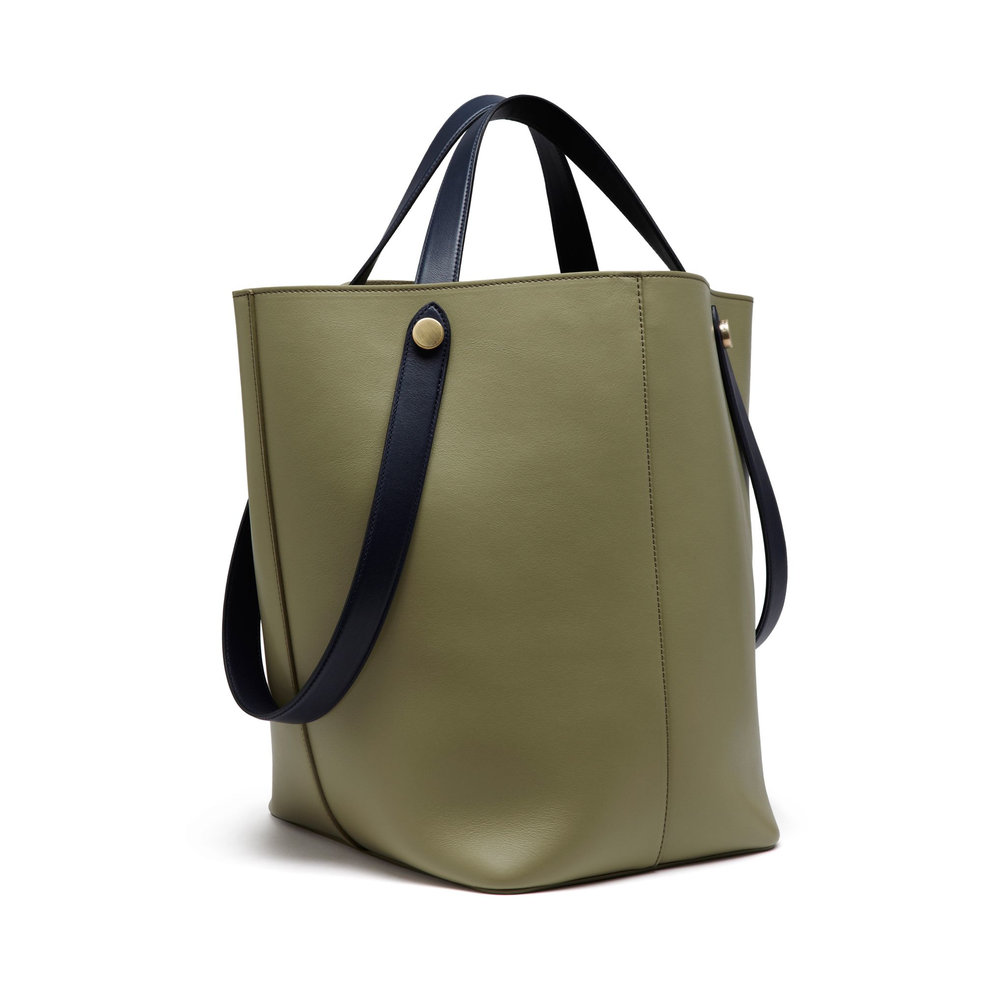 bd555cb44e ... bag 3dcc3 51a15 switzerland lyst mulberry kite leather tote in natural  6308f 422b0 ...